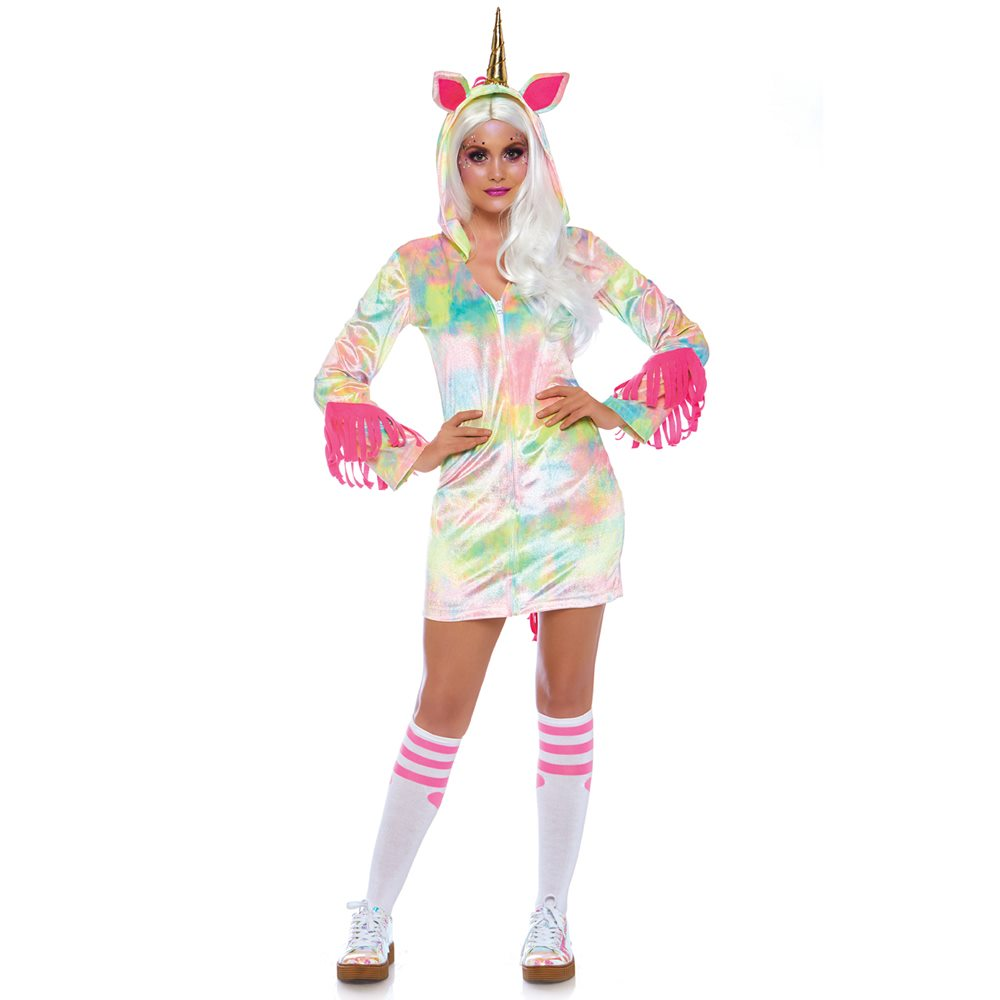 Picture of Enchanted Unicorn Adult Womens Costume
