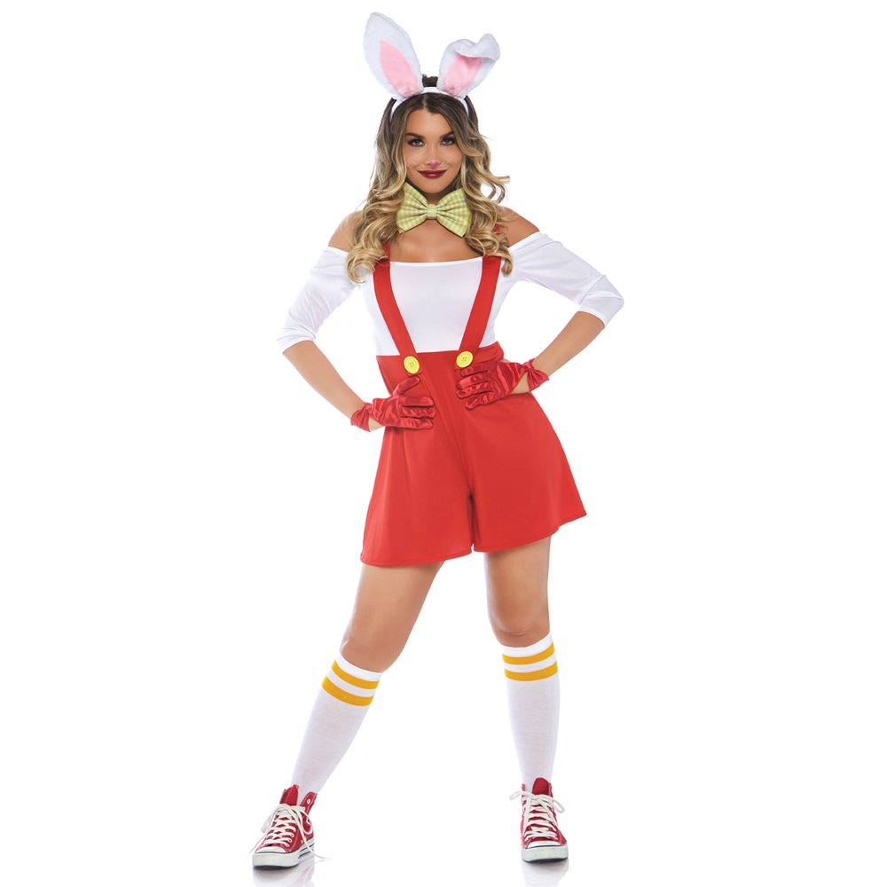 Picture of Darling Doodle Bunny Adult Womens Costume