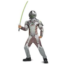 Picture of Overwatch Genji Child Costume