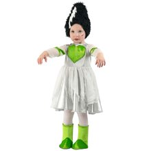 Picture of Frankie's Bride Toddler Costume