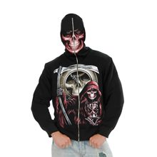 Picture of Grim Reaper Adult Mens Hoodie