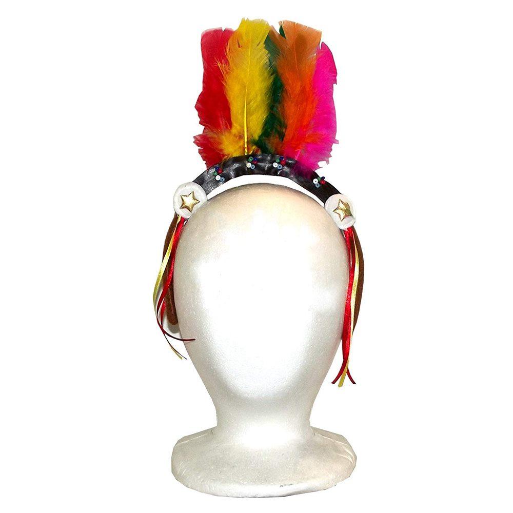 Picture of Native American Multicolored Headband