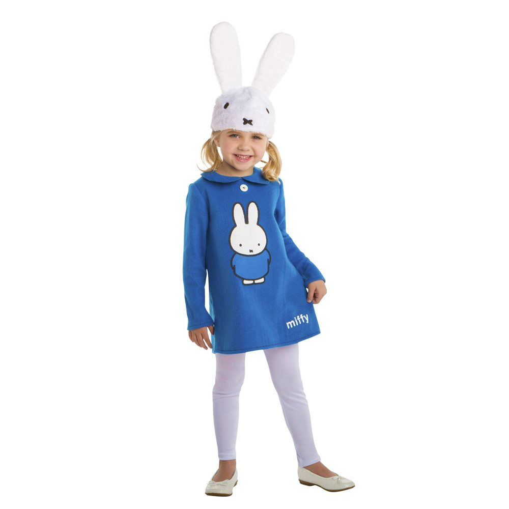 Picture of Miffy Dress Toddler Costume
