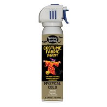 Picture of Mystical Gold Costume Fabric Spray