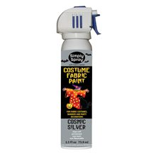 Picture of Cosmic Silver Costume Fabric Spray