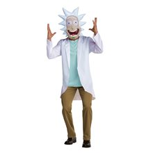 Picture of Rick and Morty Rick Adult Mens Costume