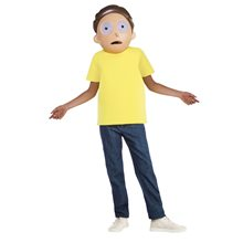 Picture of Rick and Morty Morty Child Costume