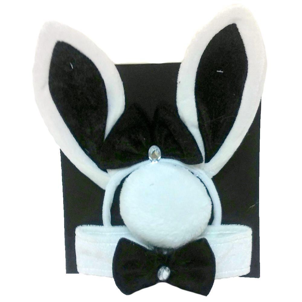 Picture of Velvet Bunny Instant Costume Kit