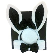 Picture of Velvet Bunny Instant Costume Kit