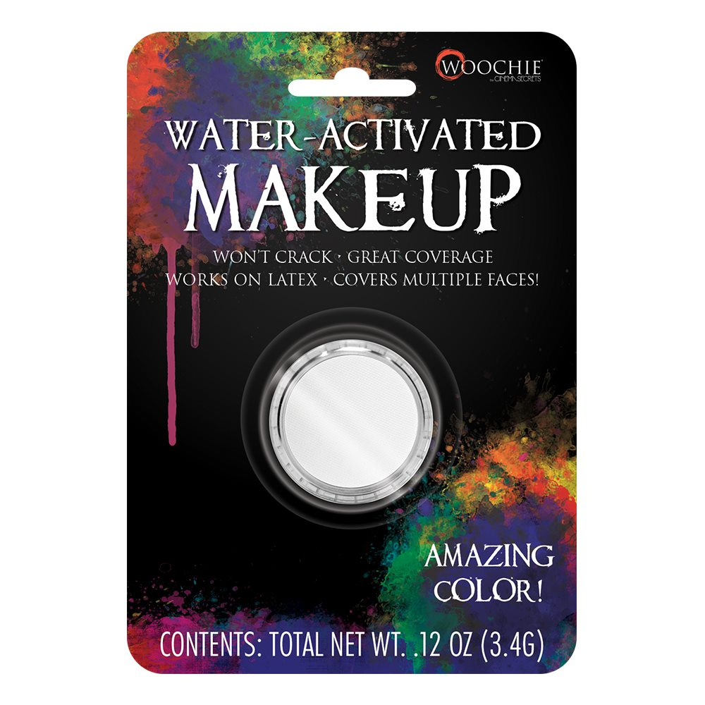 Picture of White Water-Activated Makeup