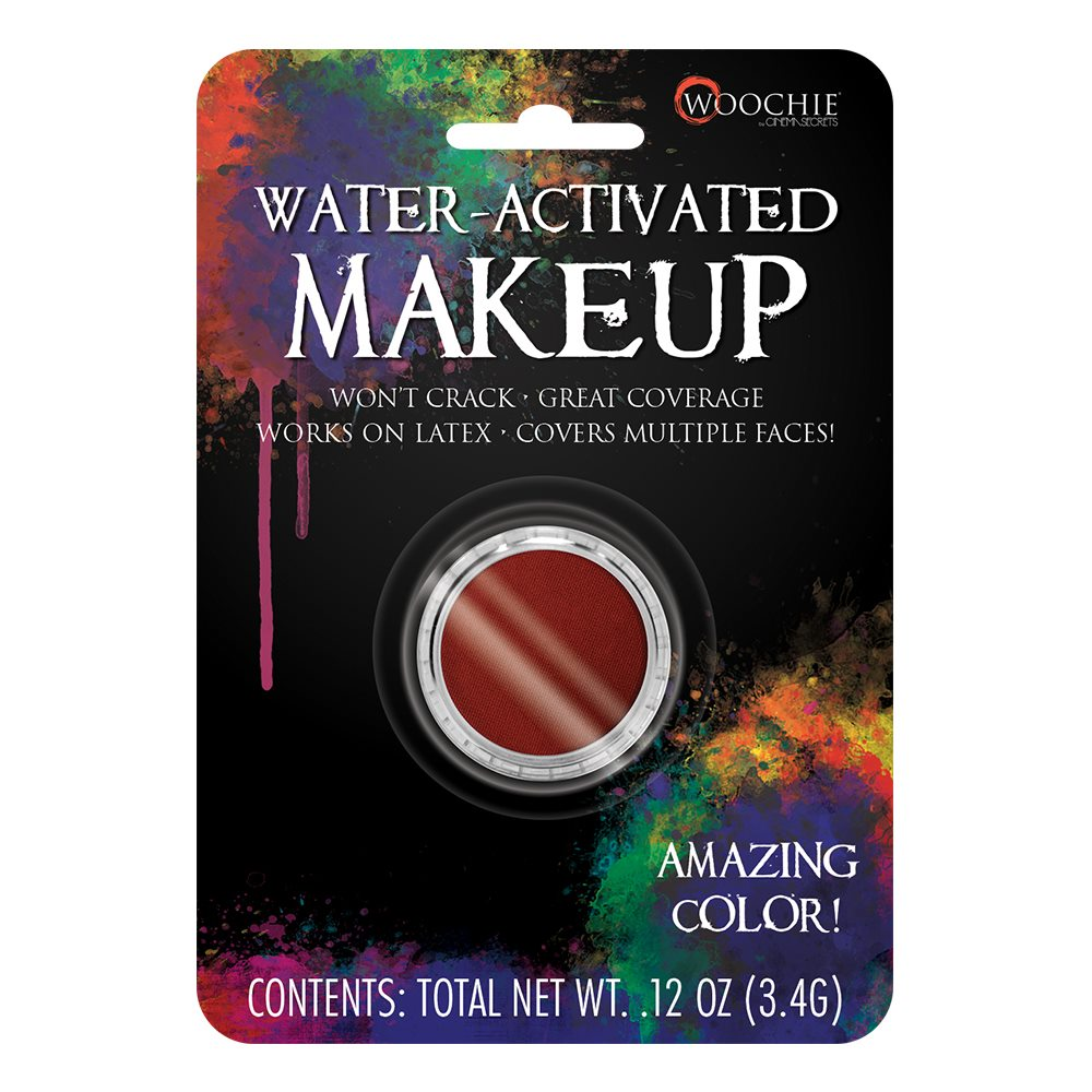 Picture of Bruised Red Water-Activated Makeup