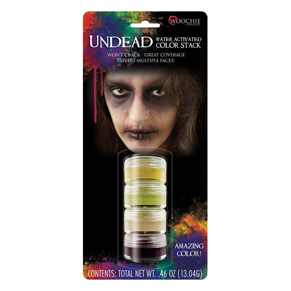 Picture of Undead Water-Activated Makeup Stack