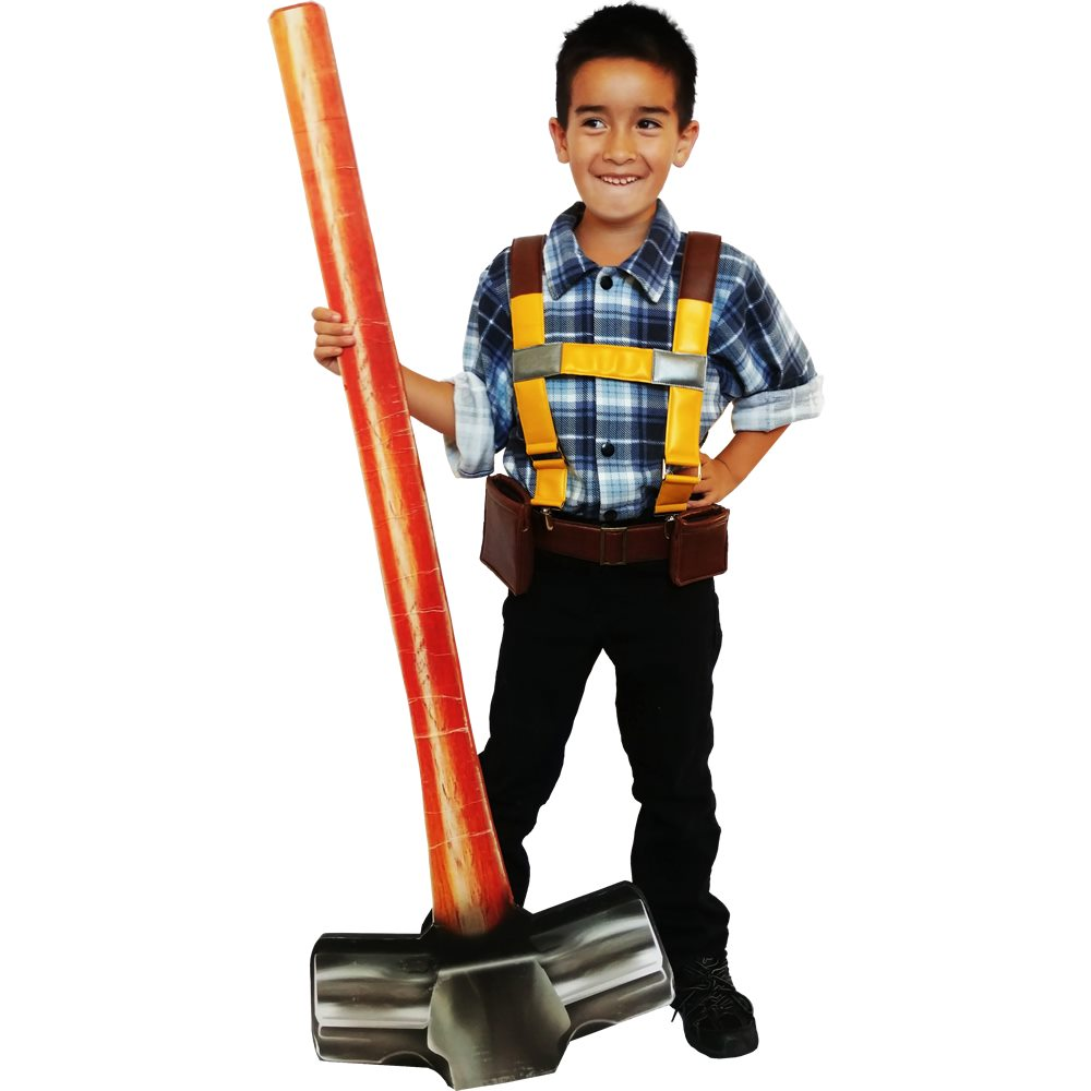 Picture of Fort Protector Constructor Child Costume