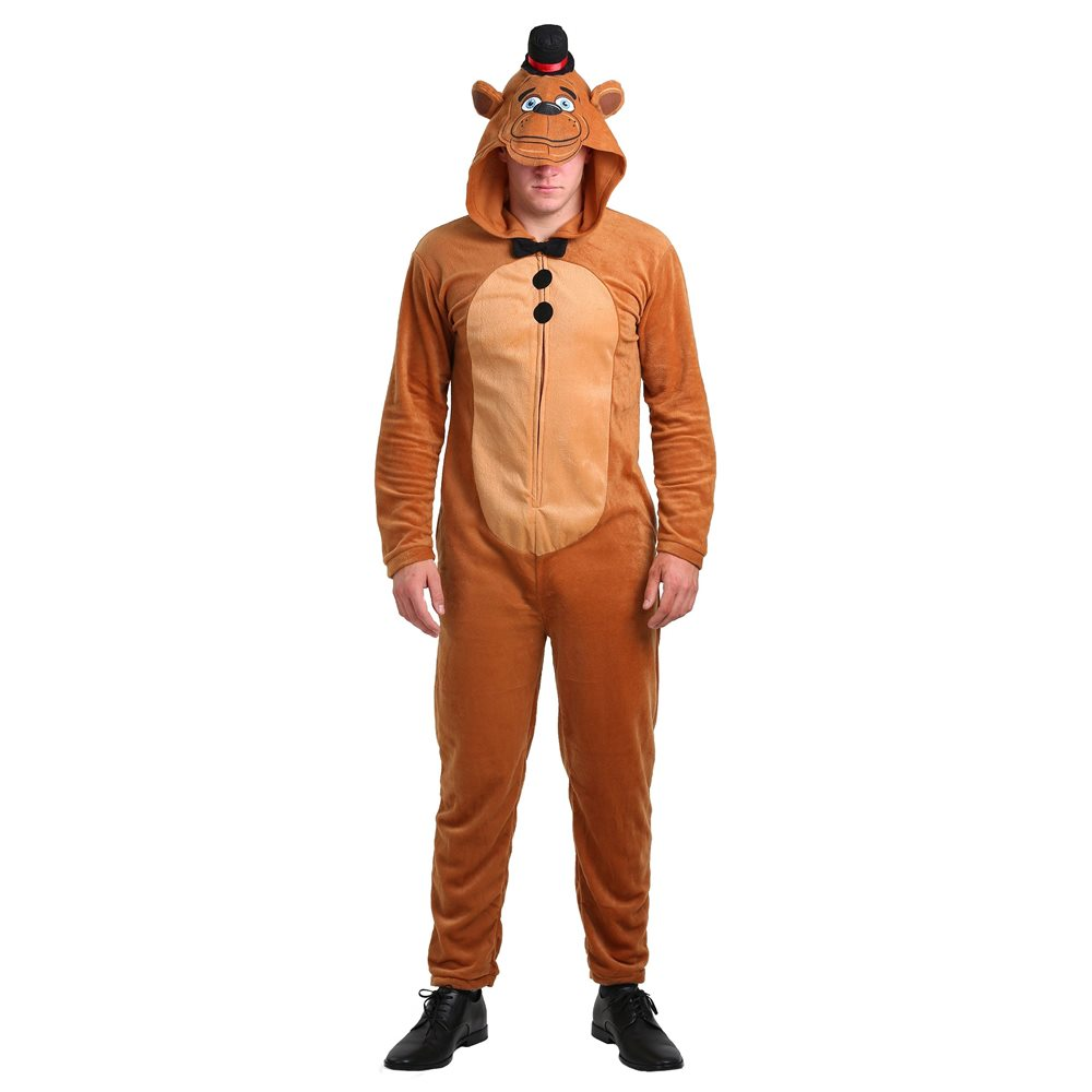 Picture of Five Nights at Freddy's Adult Mens Onesie