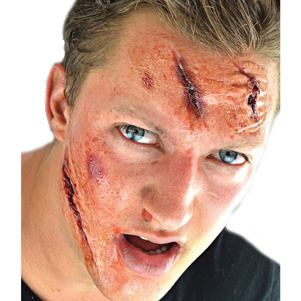 Picture of Injury 3D-FX Makeup Kit