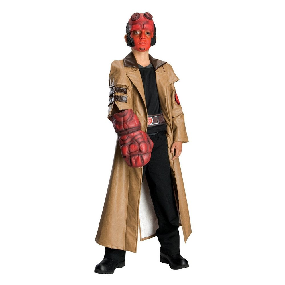 Picture of Hellboy Deluxe Child Costume
