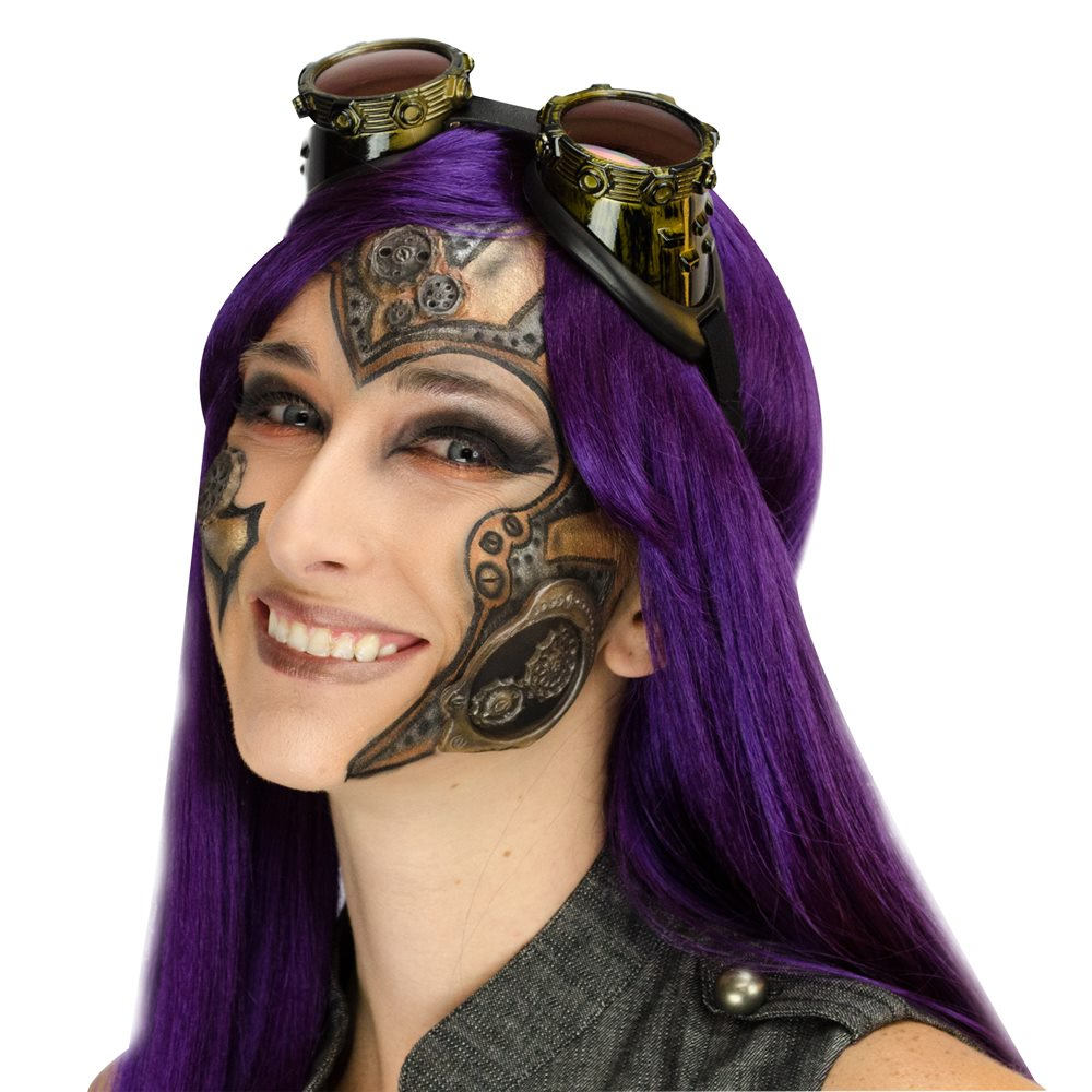 Picture of Steampunk Complete 3D-FX Makeup Kit