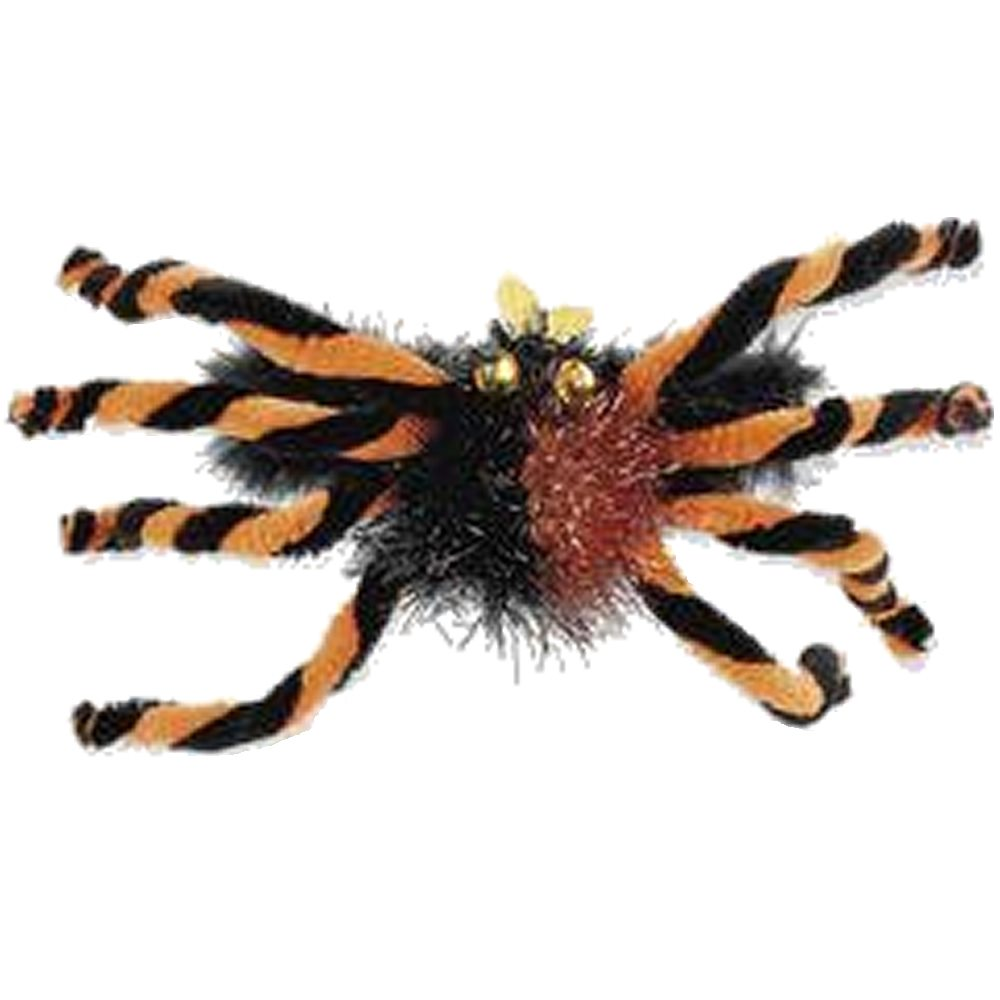 Picture of Orange Spider Headband