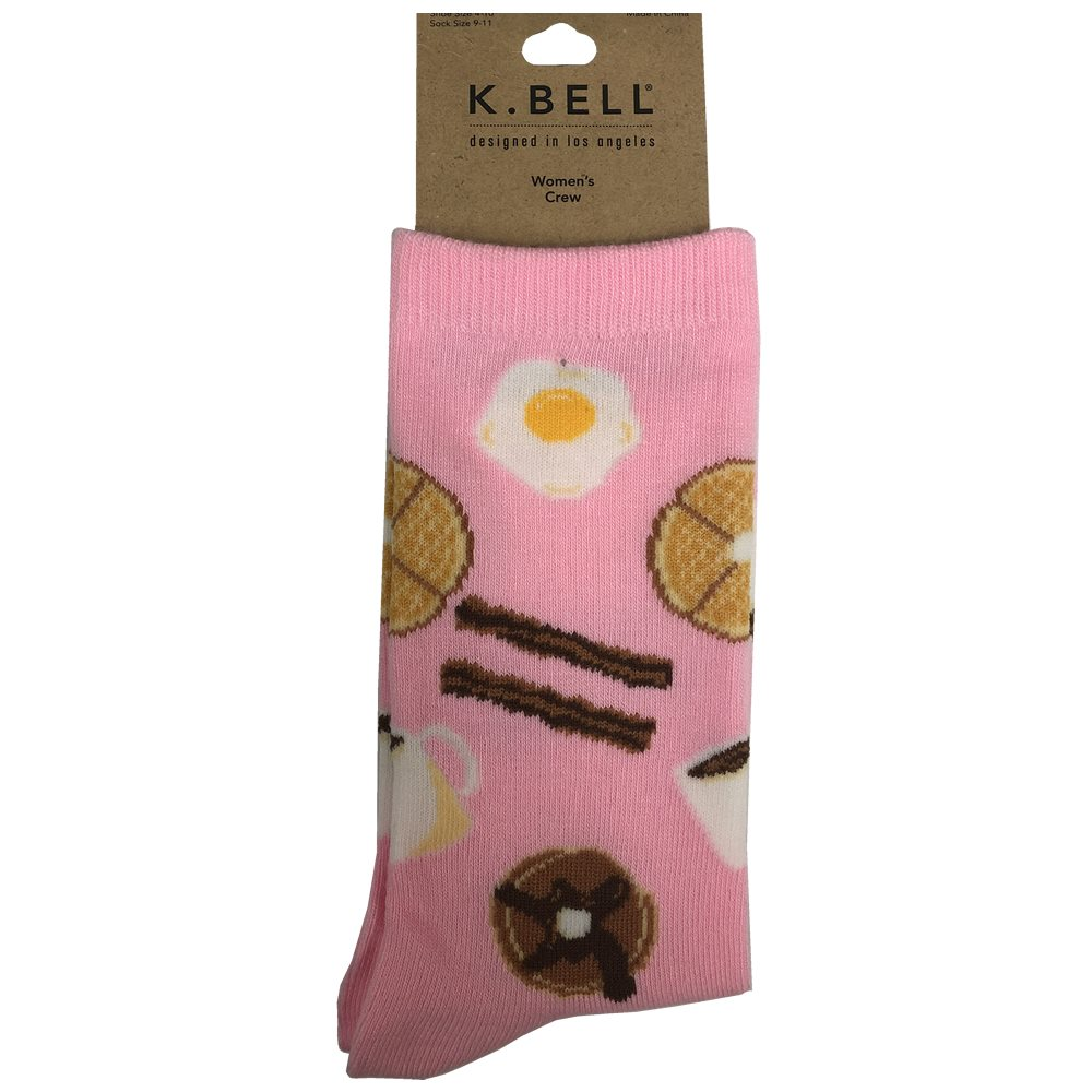 Picture of Breakfast Food Socks