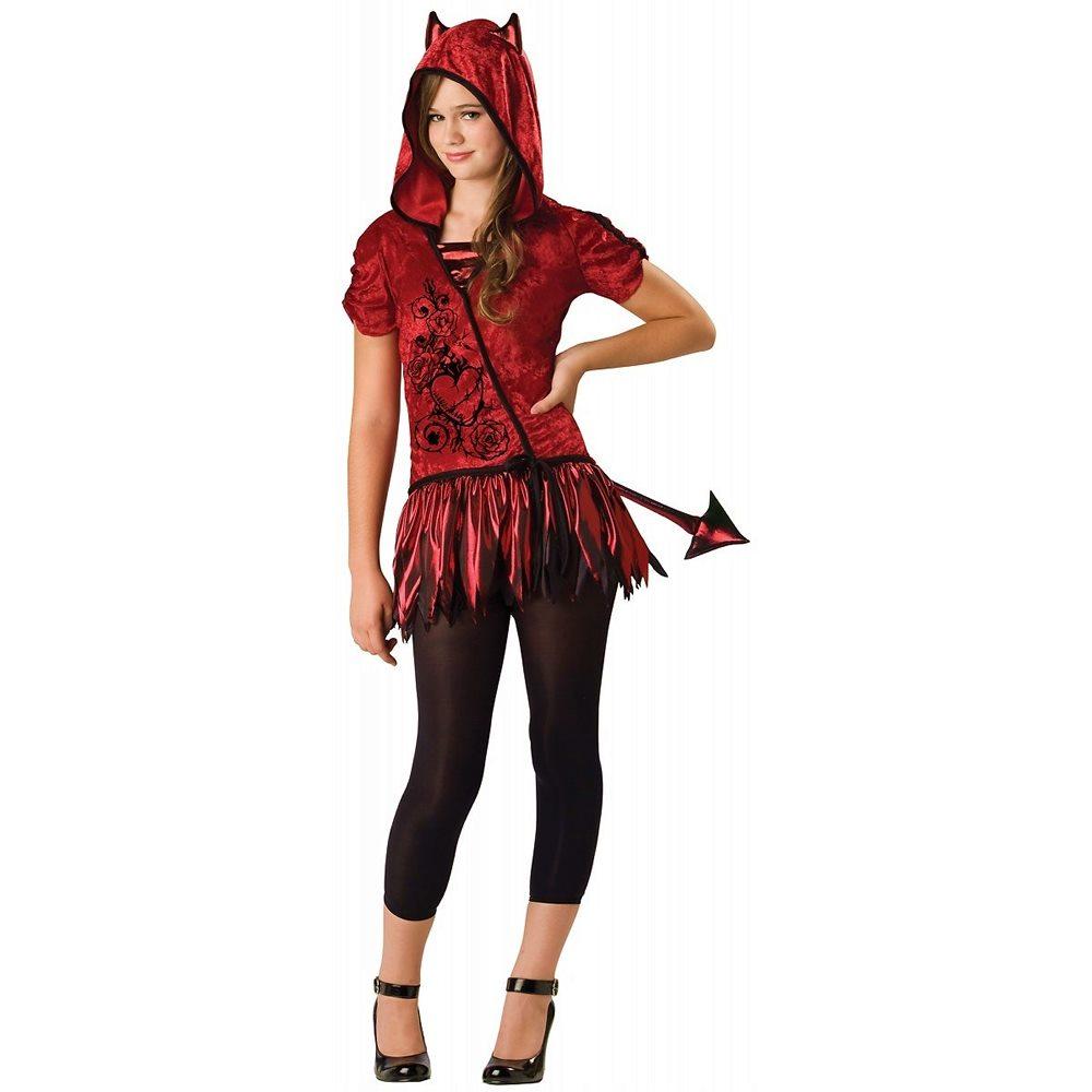Picture of Devil in Da Hood Tween Costume