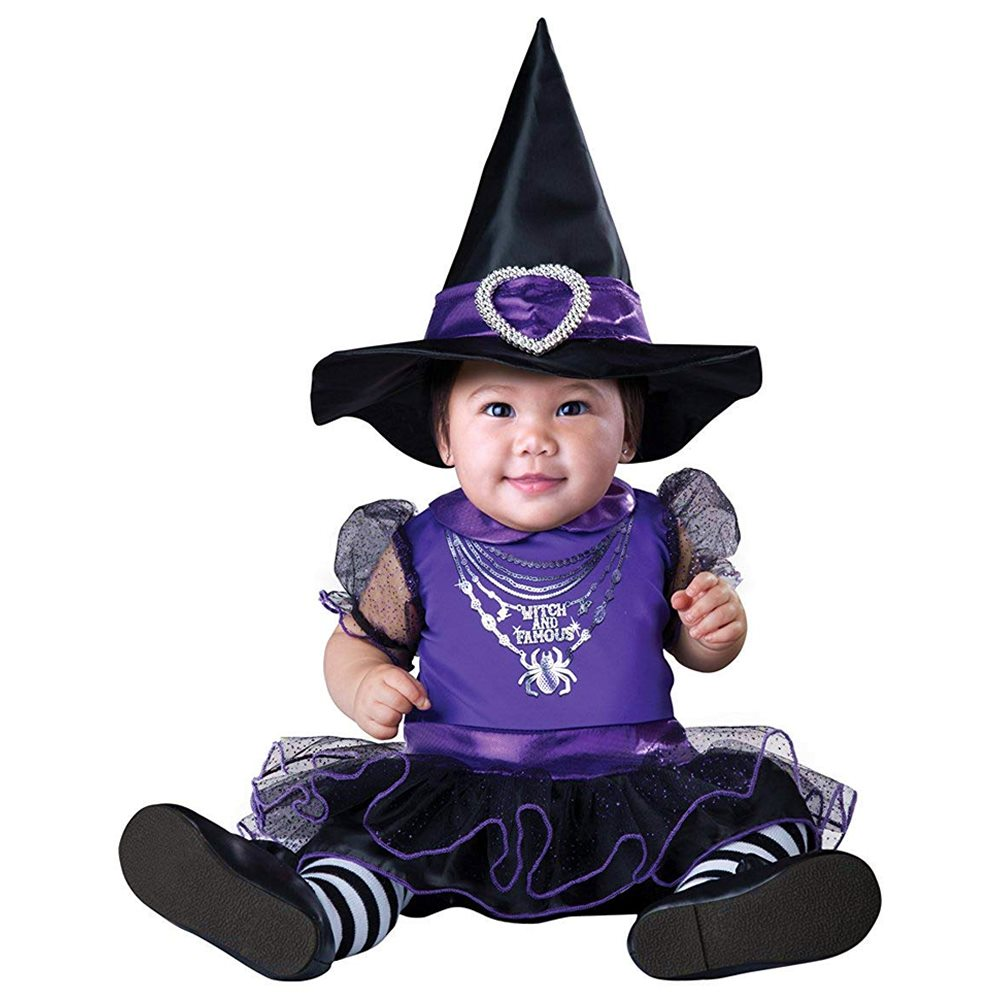 Picture of Witch & Famous Infant Costume