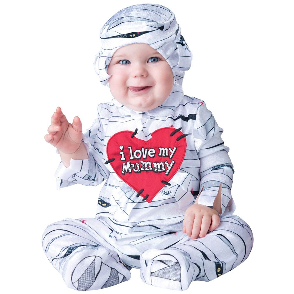 Picture of I Love My Mummy Infant Costume