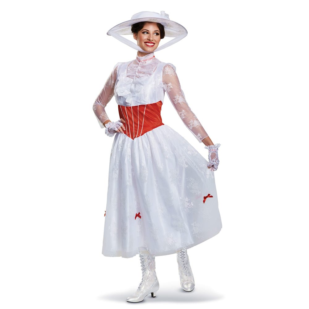 Picture of Mary Poppins Deluxe Adult Womens Costume