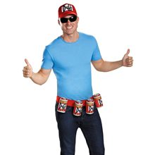 Picture of The Simpsons Duffman Adult Accessory Kit