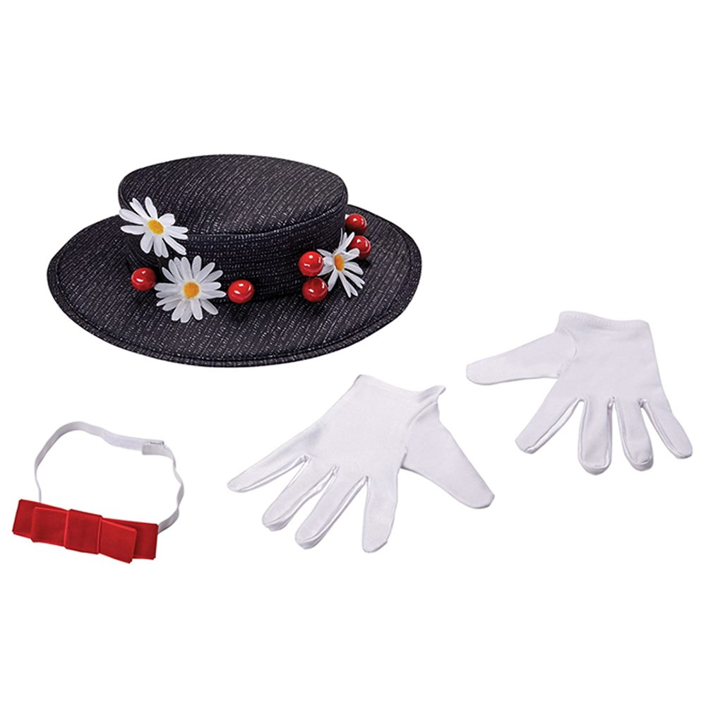 Picture of Mary Poppins Adult Accessory Kit