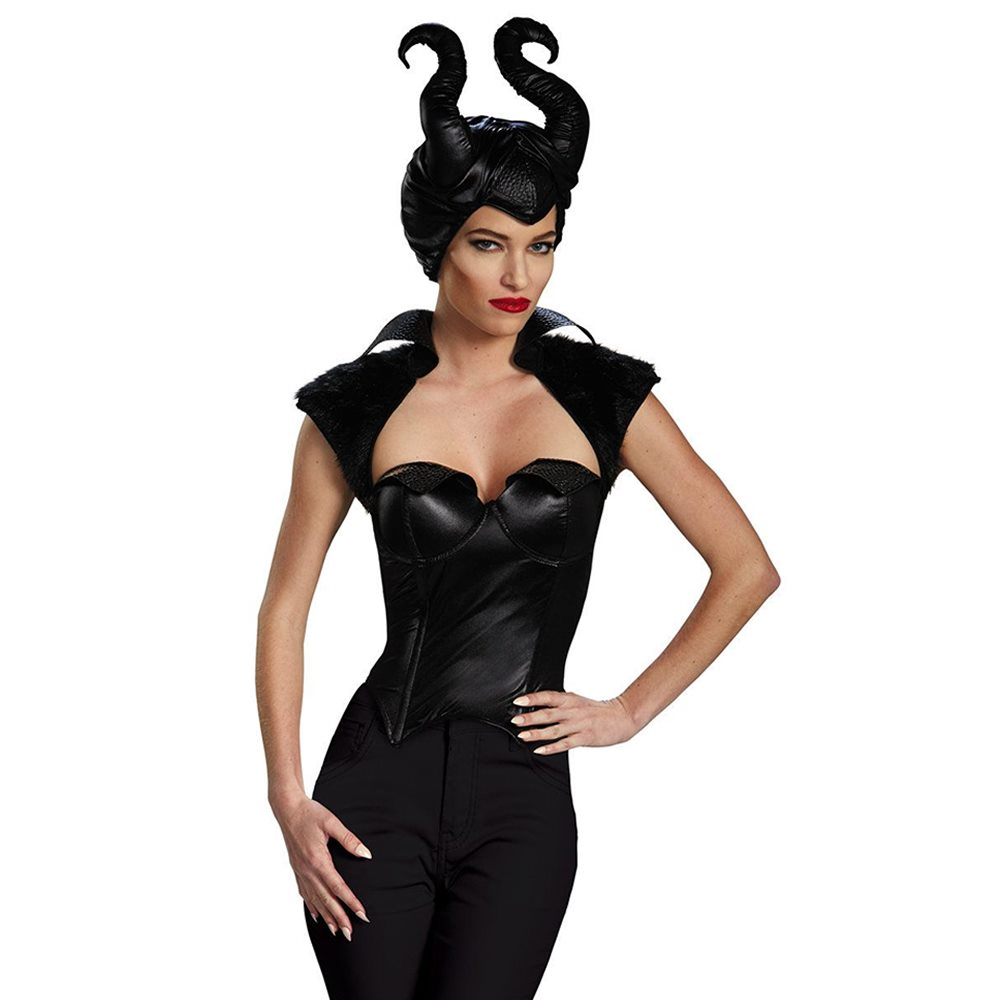 Picture of Maleficent Adult Womens Bustier