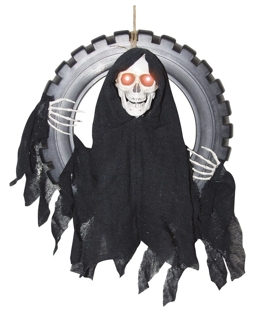 Picture of Reaper on Tire Swing Animated Prop