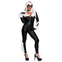 Picture of Marvel Black Cat Adult Womens Costume