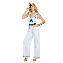 Picture of Anchors Away Sailor Adult Womens Costume