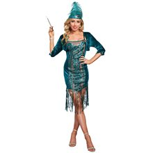 Picture of High Society Flapper Adult Womens Costume