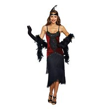 Picture of Million Dollar Baby Flapper Adult Womens Costume