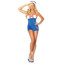Picture of High Seas Honey Adult Womens Costume