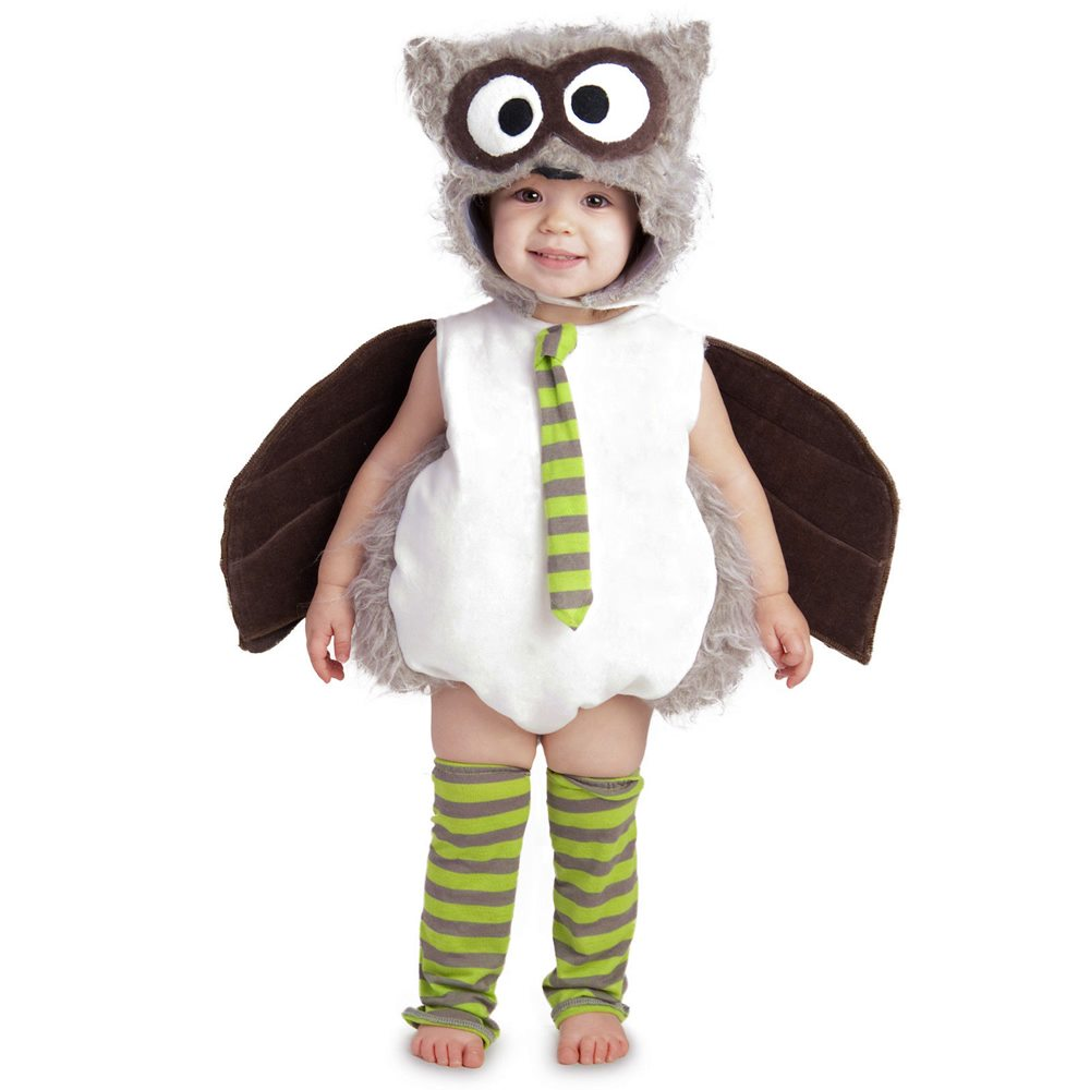 Picture of Edward the Owl Toddler Costume