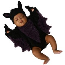 Picture of Blaine the Bat Newborn Costume