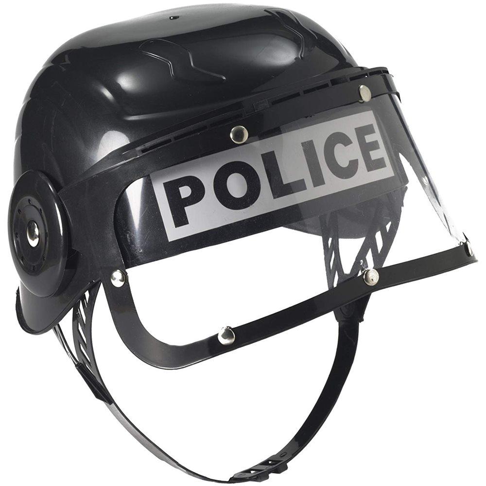 Picture of Policeman Raid Child Helmet