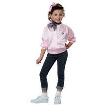 Picture of 50s Satin Varsity Child Jacket