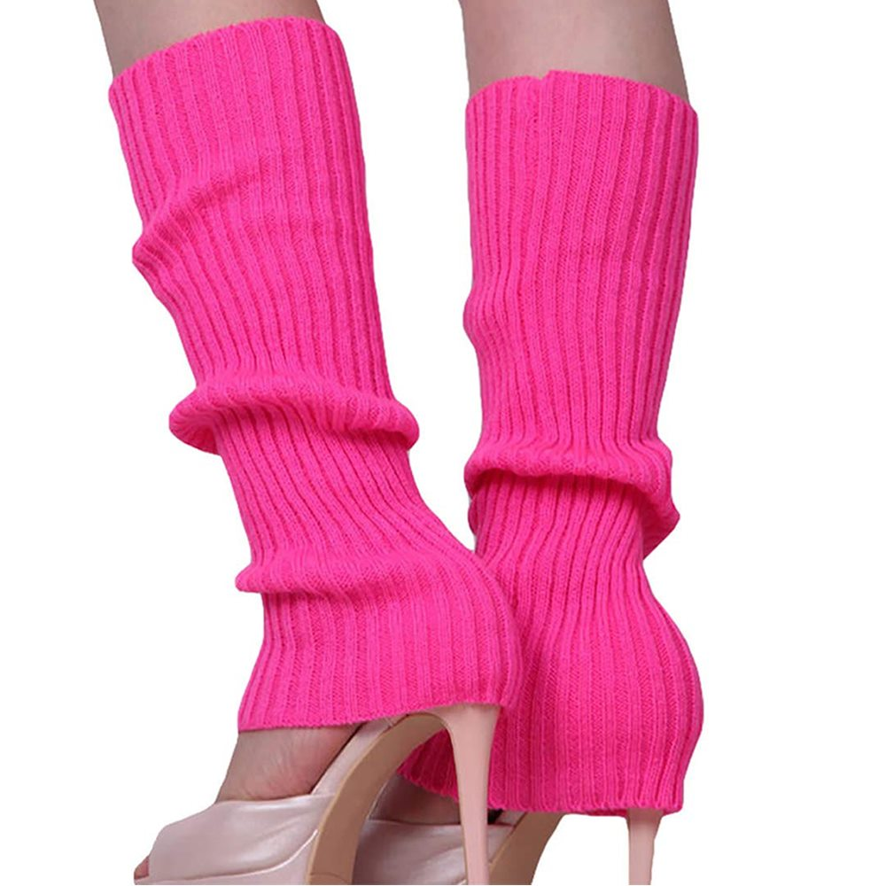 Picture of Neon Pink Leg Warmers