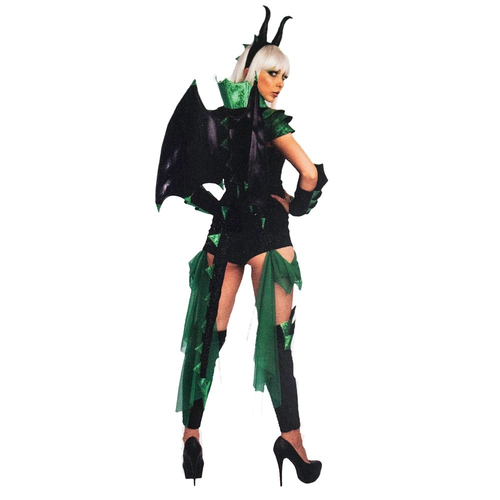 Picture of Seductive Dragon Adult Womens Costume