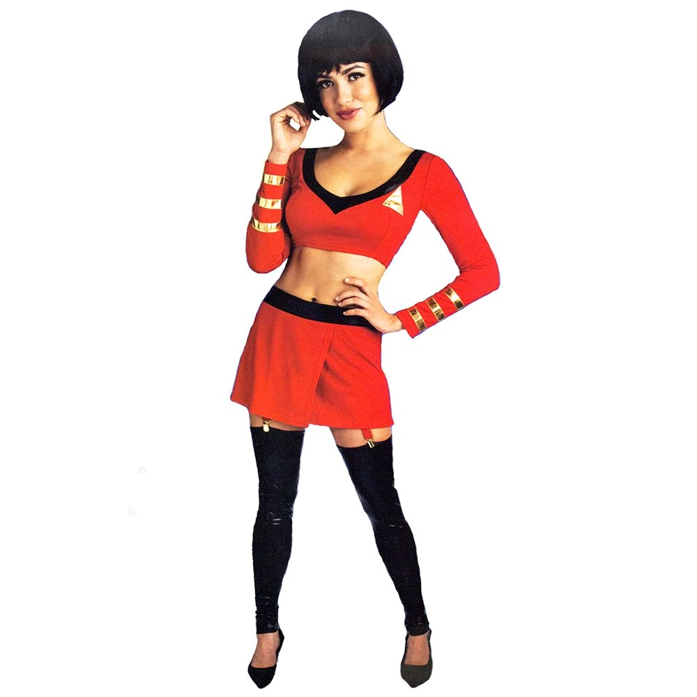 Picture of Starship Foxy Adult Womens Costume
