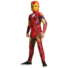 Picture of Avengers Iron Man Child Costume