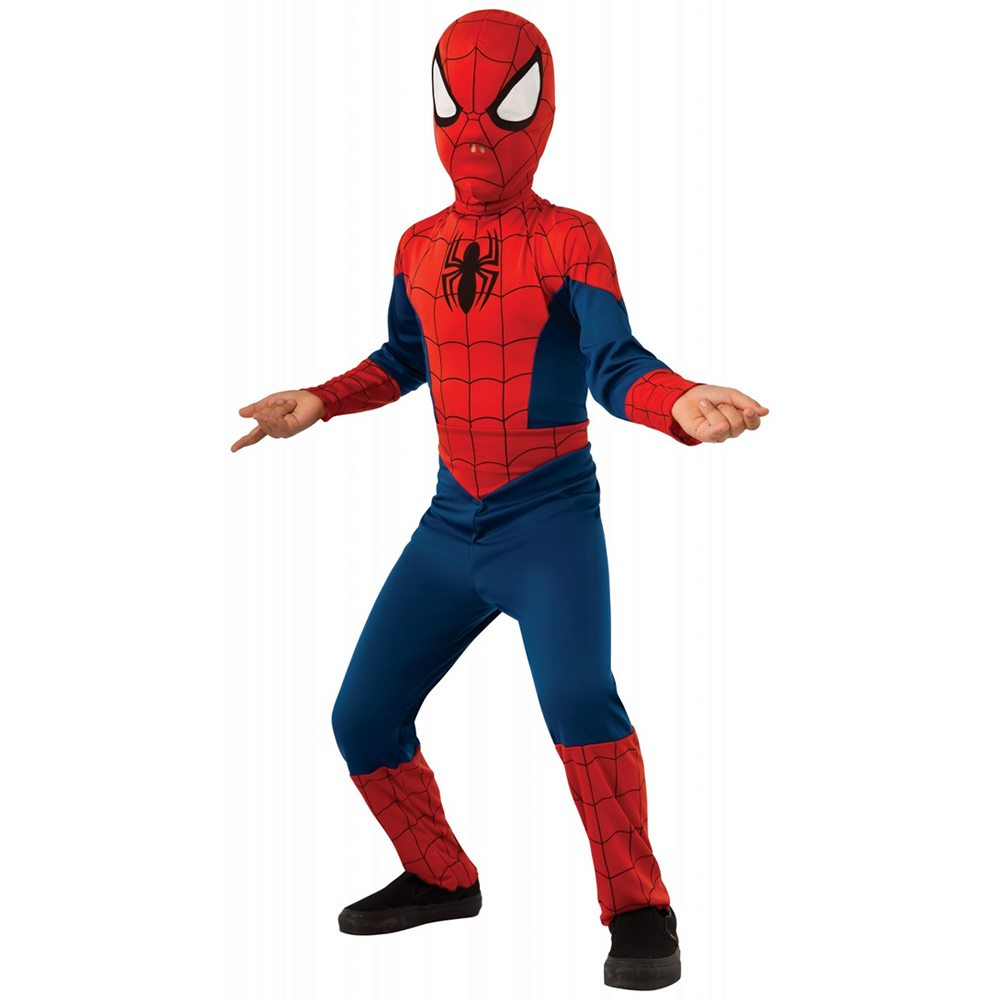 Picture of Ultimate Spider-Man Child Costume