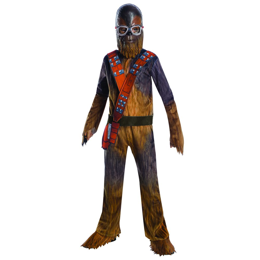 Picture of Solo A Star Wars Story Deluxe Chewbacca Child Costume
