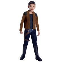 Picture of Solo A Star Wars Story Deluxe Han Solo Child Costume