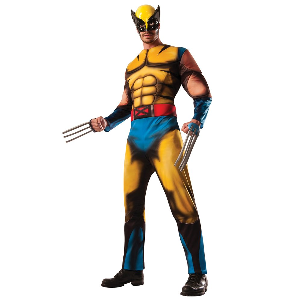 Picture of Wolverine Deluxe Adult Mens Costume