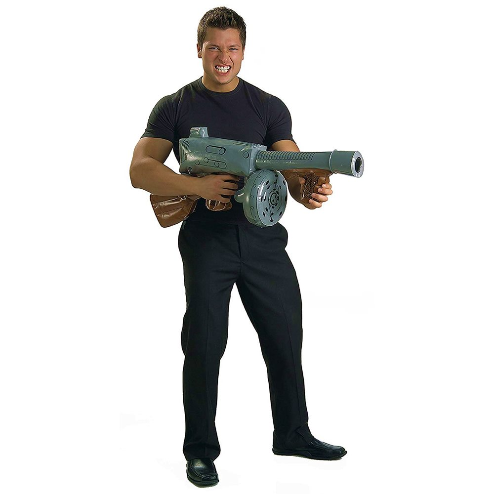 Picture of Inflatable Machine Gun