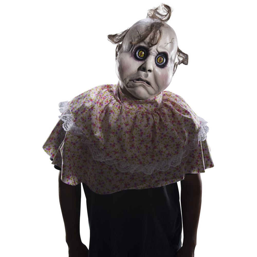 Picture of Creepypasta Doll Face Mask